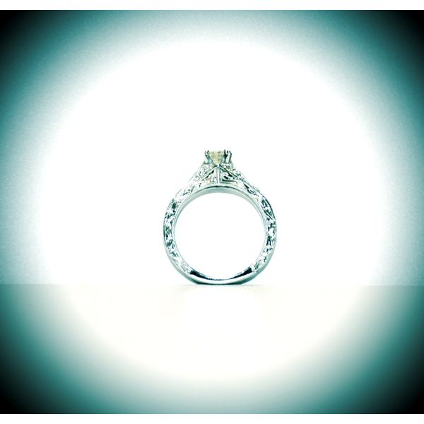 Diamond Engagement Ring Image 2 McCoy Jewelers Bartlesville, OK