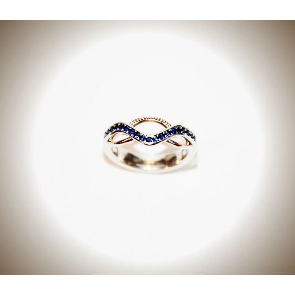 14 Karat White Gold Fashion Ring McCoy Jewelers Bartlesville, OK