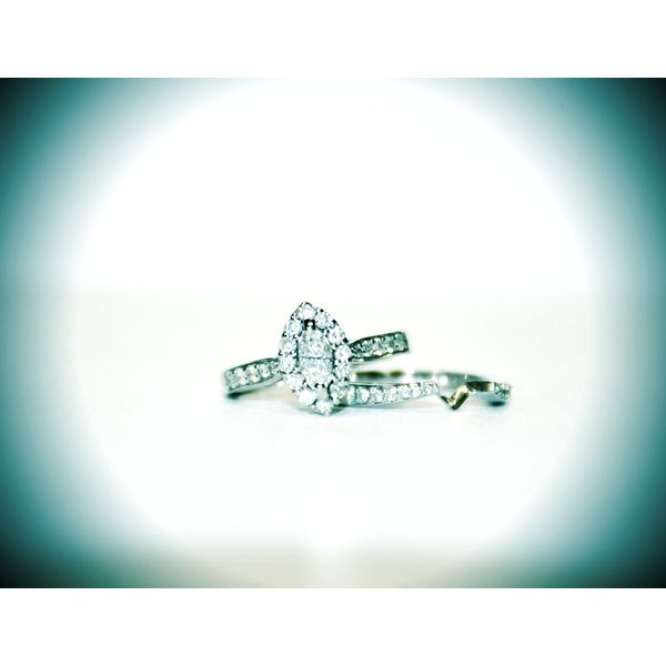 Diamond Engagement Ring McCoy Jewelers Bartlesville, OK