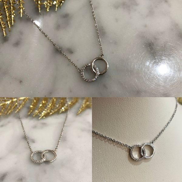 Sterling Silver Marriage Symbol Necklace Mees Jewelry Chillicothe, OH