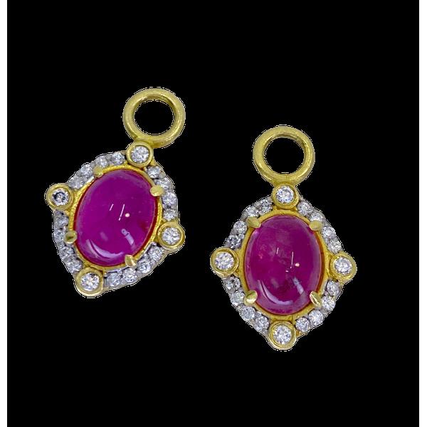 Diamond Earrings Image 3 Javeri Jewelers Inc Frisco, TX