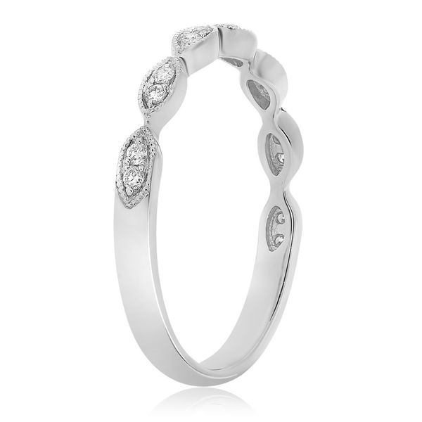 Diamond  Marquise shape Ring  Image 2 Mystique Jewelers Alexandria, VA