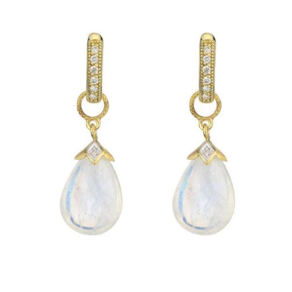 Moonstione Earring Charm Mystique Jewelers Alexandria, VA