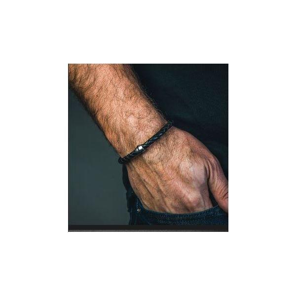 Leather bracelet  Image 2 Mystique Jewelers Alexandria, VA