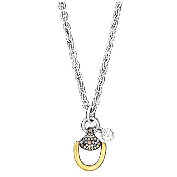 Churchill Downs Necklace | Multi Diamond Mystique Jewelers Alexandria, VA