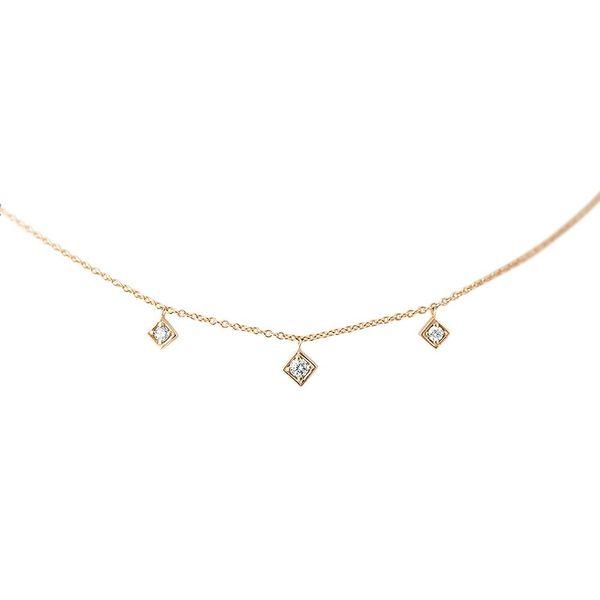 Diamond Necklace Mystique Jewelers Alexandria, VA