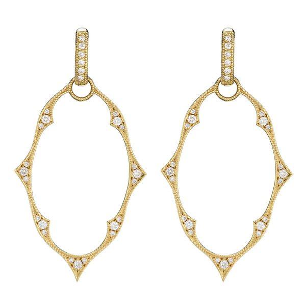 MOROCCAN EARRING CHARM FRAMES Mystique Jewelers Alexandria, VA