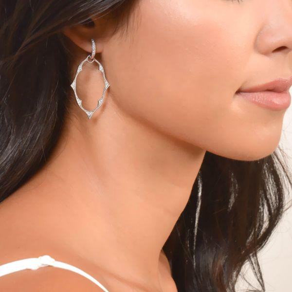 MOROCCAN EARRING CHARM FRAMES Image 2 Mystique Jewelers Alexandria, VA