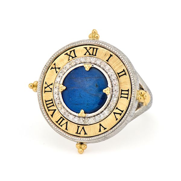 Time Collection Large Pocket Watch Ring Mystique Jewelers Alexandria, VA
