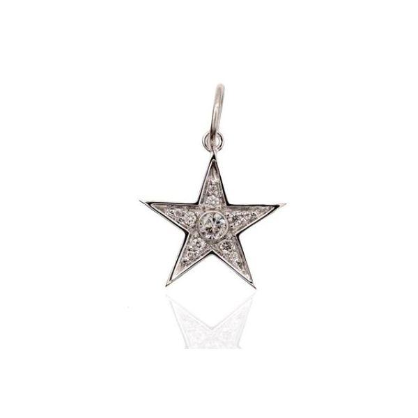 Sorella Star Pendant Mystique Jewelers Alexandria, VA