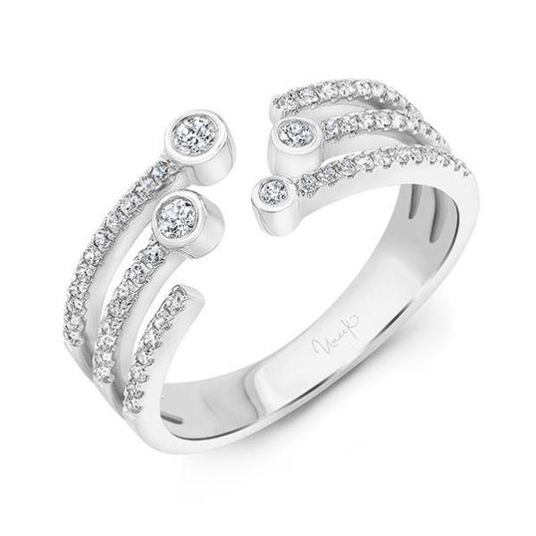 Diamond Open Band Mystique Jewelers Alexandria, VA