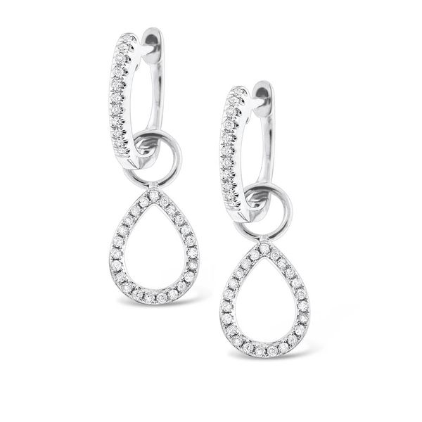 Diamnd Hoops and Charms  Mystique Jewelers Alexandria, VA