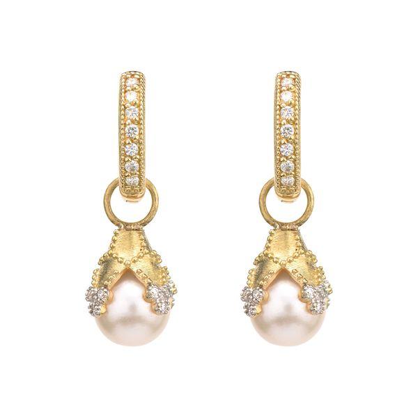 Pearl Diamond Crown Charms Mystique Jewelers Alexandria, VA