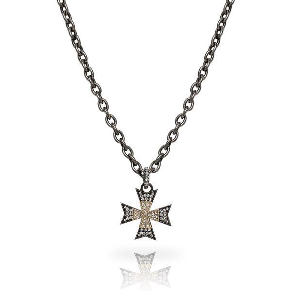 Cross With Pave Diamonds Mystique Jewelers Alexandria, VA