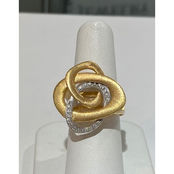 Roberto Coin Diamond Ring Mystique Jewelers Alexandria, VA