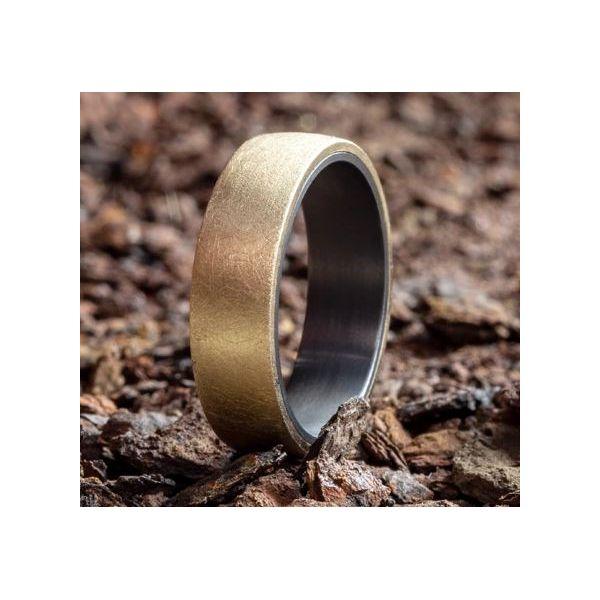 Tantalum ring  Image 2 Mystique Jewelers Alexandria, VA