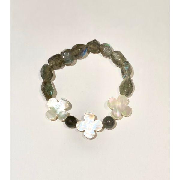 MOP and Labradorite Bracelet Mystique Jewelers Alexandria, VA