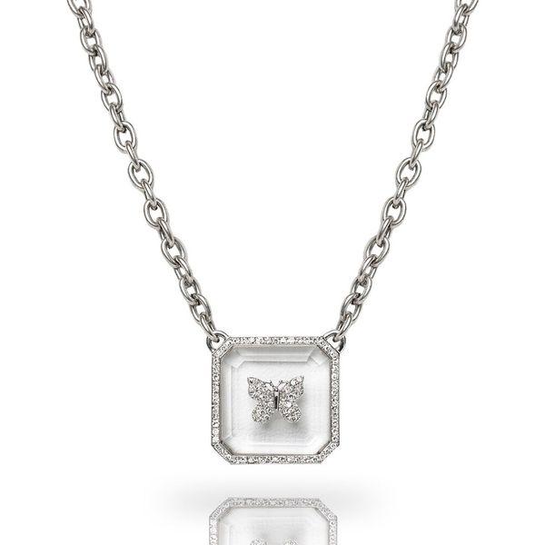 Enchanted Butterfly Necklace Mystique Jewelers Alexandria, VA