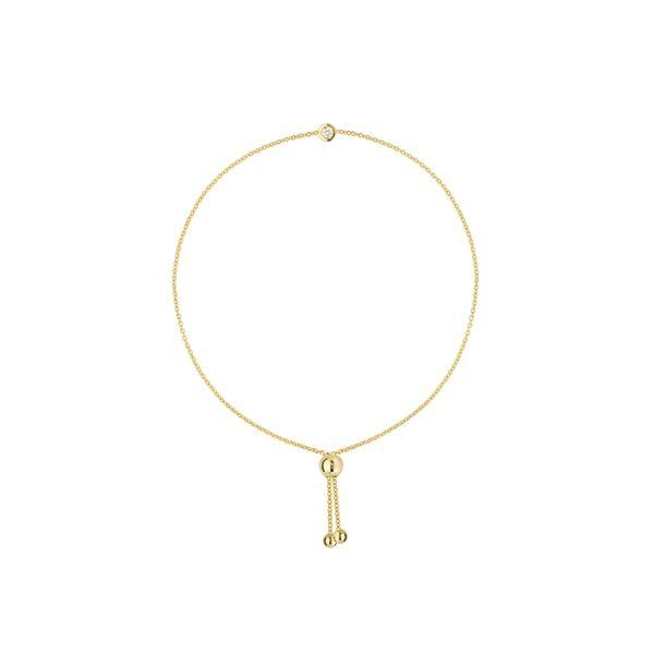 Diamond bolo bracelet  Mystique Jewelers Alexandria, VA