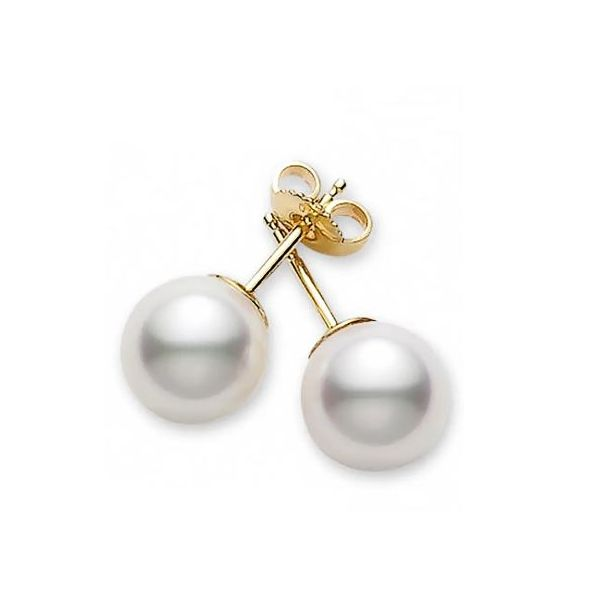 Cultured Pearl Earrings  Mystique Jewelers Alexandria, VA