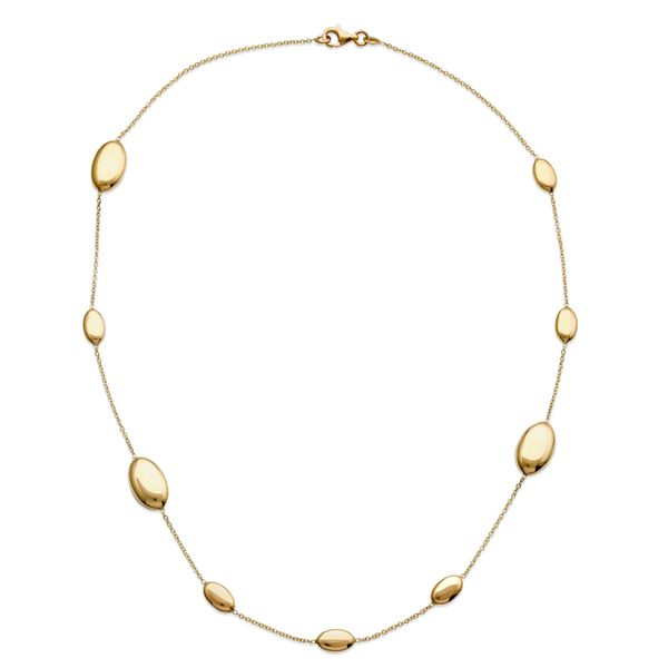 Pebble Necklace  Mystique Jewelers Alexandria, VA