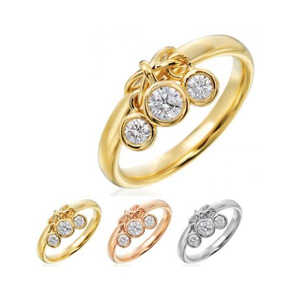 MOONLIGHT DANCING DIAMOND RING Mystique Jewelers Alexandria, VA