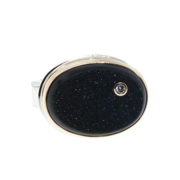 black brazilian drusy ring Mystique Jewelers Alexandria, VA