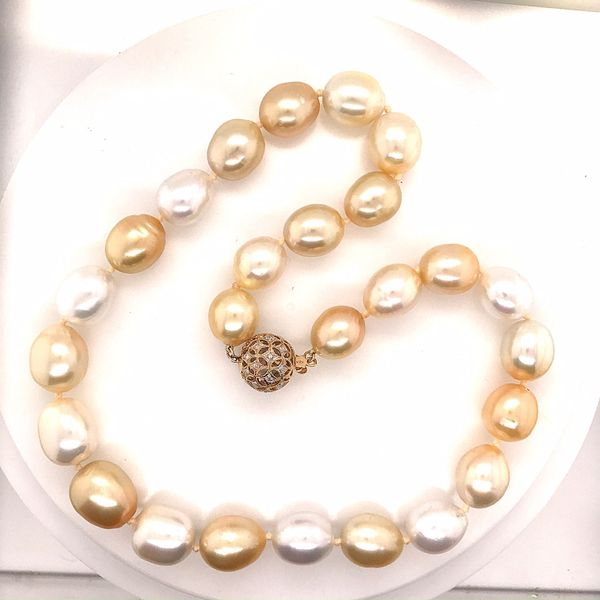 South Sea Pearls Mystique Jewelers Alexandria, VA