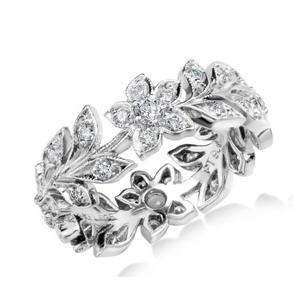 Jack Kelege Diamond Band  Mystique Jewelers Alexandria, VA
