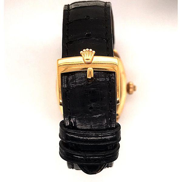 WWII Era Gold Oyster Rolex  Image 2 Mystique Jewelers Alexandria, VA