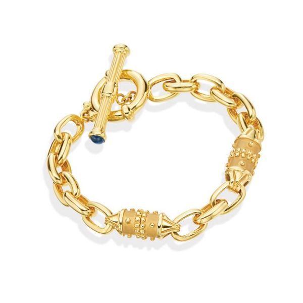 Gold Toggle Bracelet   Mystique Jewelers Alexandria, VA