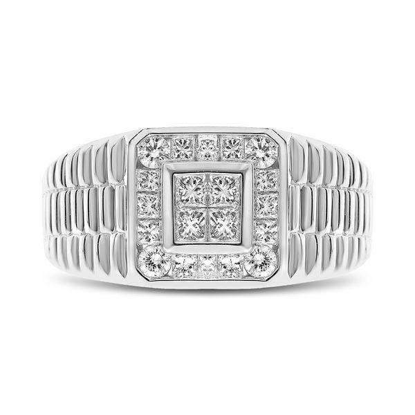 Diamond Men's Engagement Ring  Mystique Jewelers Alexandria, VA