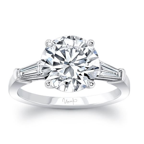 THREE-STONE ENGAGEMENT RINGS Mystique Jewelers Alexandria, VA