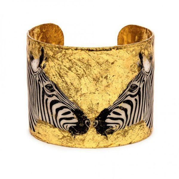 4 Zebras Cuff Mystique Jewelers Alexandria, VA