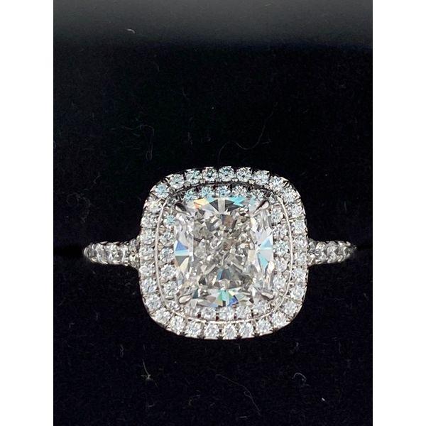 Designer Tiffany Engagement ring  Mystique Jewelers Alexandria, VA