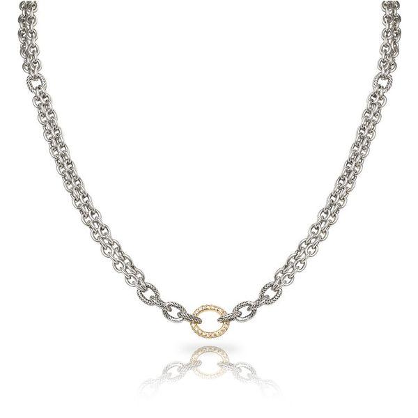 Pave Oval Link Chain Mystique Jewelers Alexandria, VA