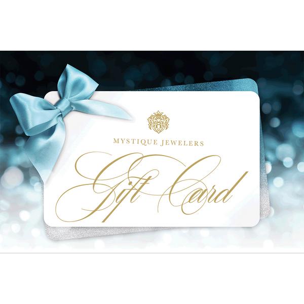 500 Gift Card Mystique Jewelers Alexandria, VA