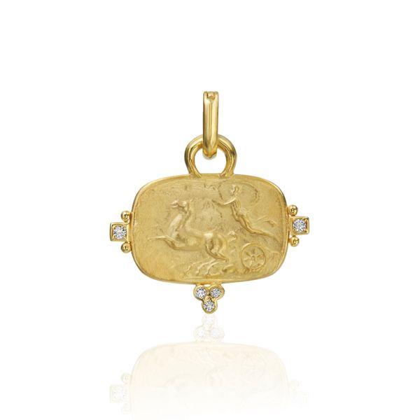 Horse pendant  Mystique Jewelers Alexandria, VA