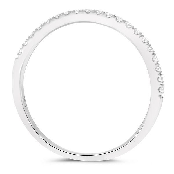 Diamond band Image 3 Mystique Jewelers Alexandria, VA