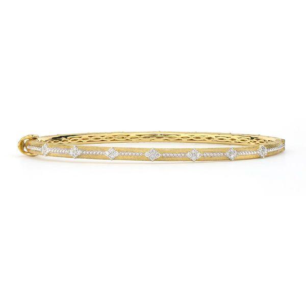Provence Delicate Quad Beaded Bangle Mystique Jewelers Alexandria, VA