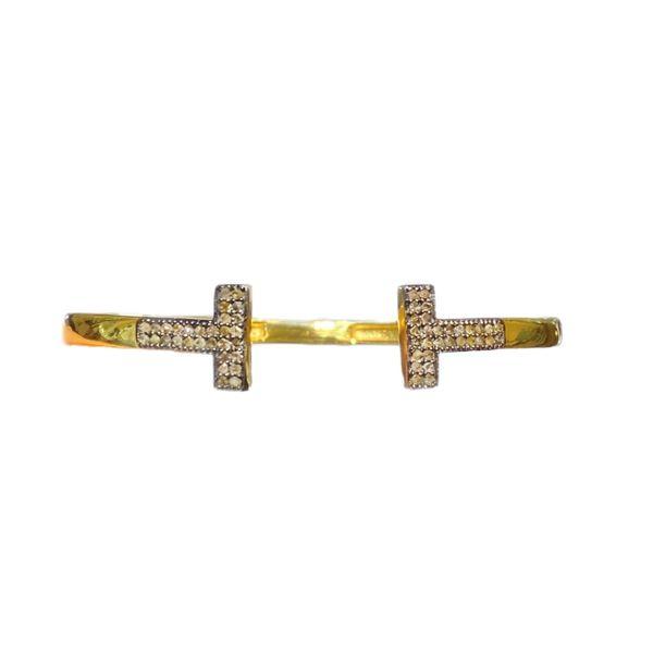 Diamond Pave Bangle Mystique Jewelers Alexandria, VA