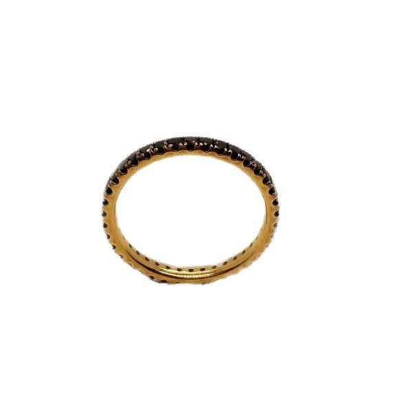 Black Diamond Band Image 2 Mystique Jewelers Alexandria, VA