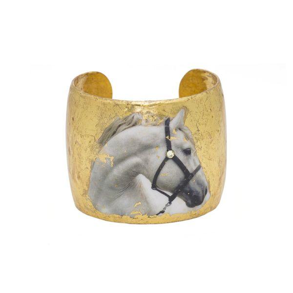 White Horse Cuff Mystique Jewelers Alexandria, VA
