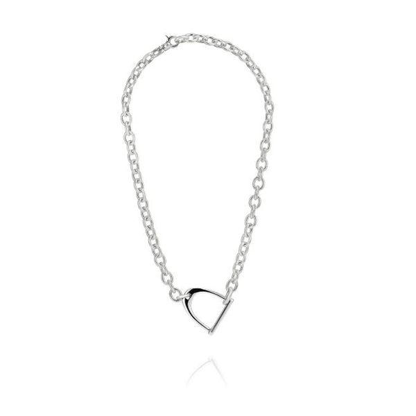 Chain Stallion Necklace Mystique Jewelers Alexandria, VA