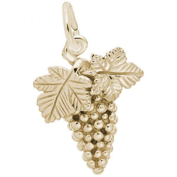 Grapes Charm Mystique Jewelers Alexandria, VA