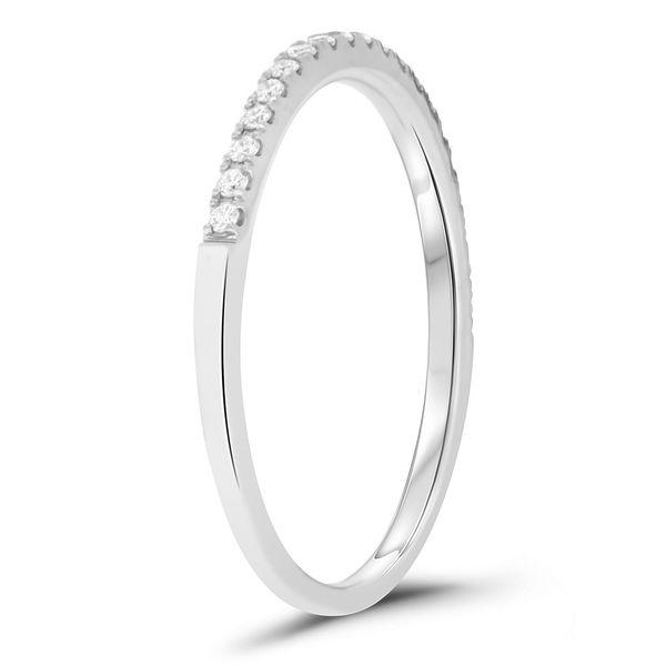Diamond band Image 2 Mystique Jewelers Alexandria, VA