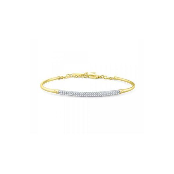Pave diamond bracelet  Mystique Jewelers Alexandria, VA