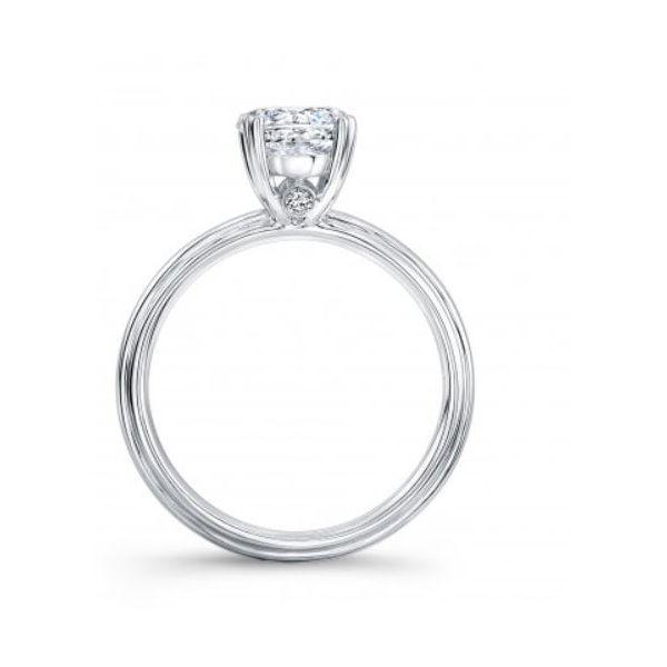 SOLITAIRE/NON-HALO ENGAGEMENT RING Image 2 Mystique Jewelers Alexandria, VA