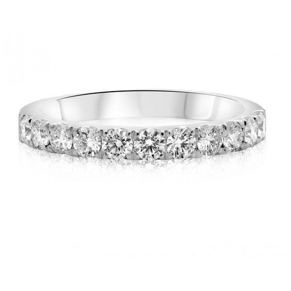 Classic White Diamond Band Mystique Jewelers Alexandria, VA