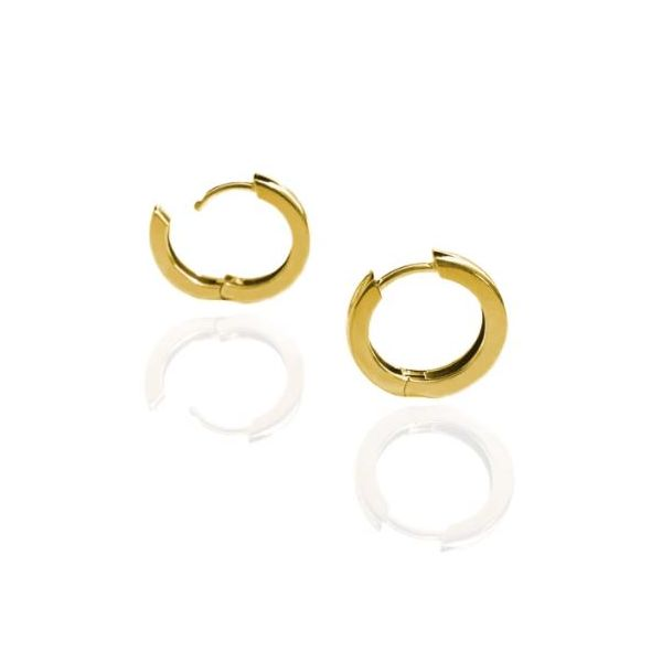 Forever Hoops Mystique Jewelers Alexandria, VA